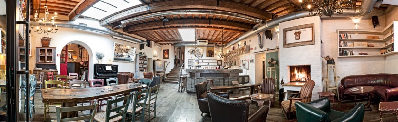 Aperitivo e cena a roma for Etabli cuisine